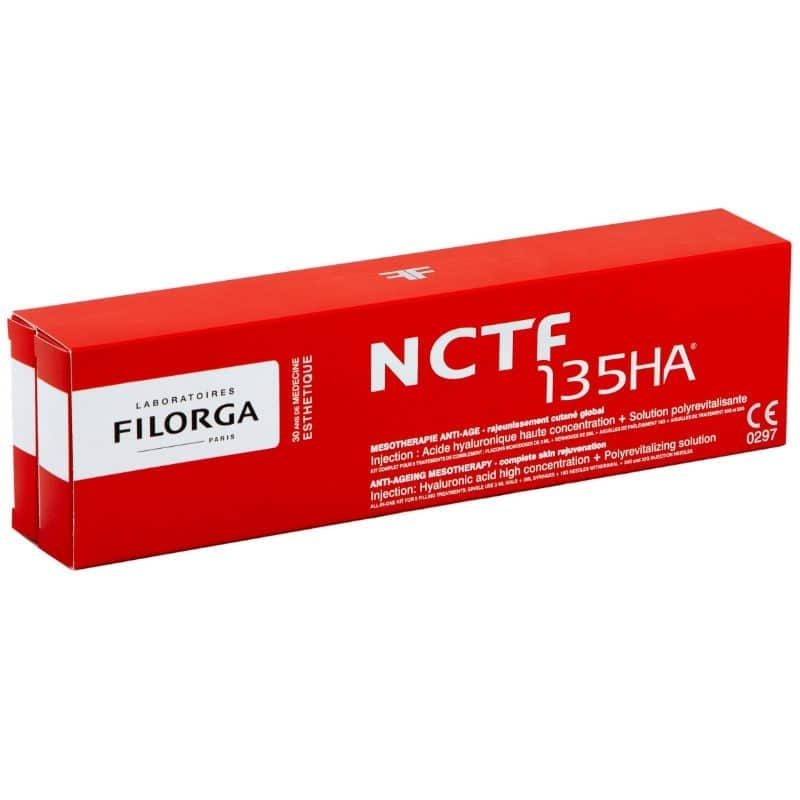FILORGA NCTF 135 HA® 5mg/ml 5x3ml vials