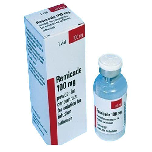 Remicade Non-english 100mg 1 Vial