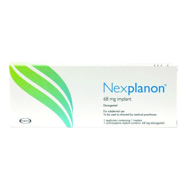 Nexplanon 68mg 1 Implant