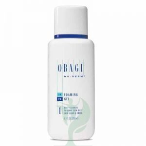 OBAGI NU-DERM FOAMING GEL 200ml