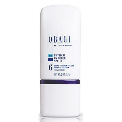 OBAGI NU-DERM PHYSICAL UV BROAD SPECTRUM SPF 32