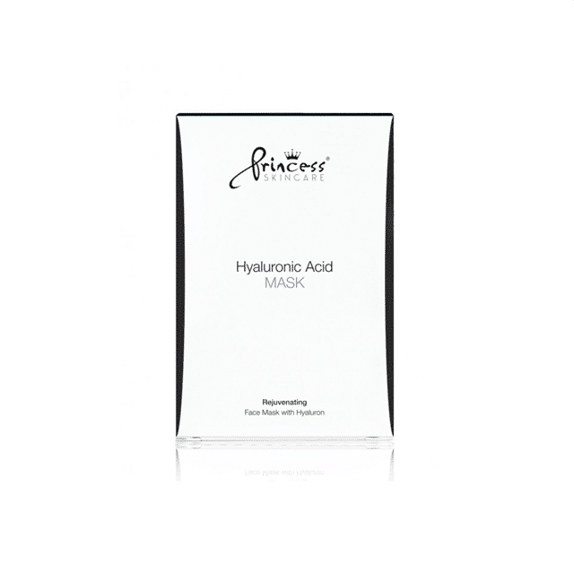 princess skincare hyaluronic acid mask
