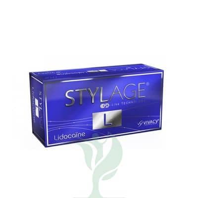 Stylage L With Lidocaine (2x1ml)