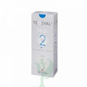 TEOSYAL RHA2 1ml - Buy online in PDCosmetics USA
