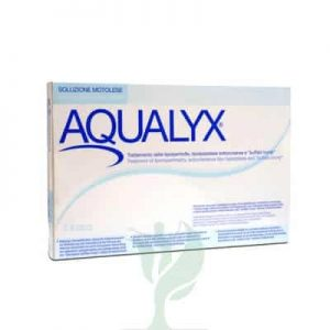 AQUALYX 10 vials