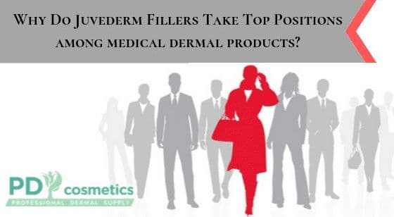 Why Do Juvederm Fillers Take Top Positions?