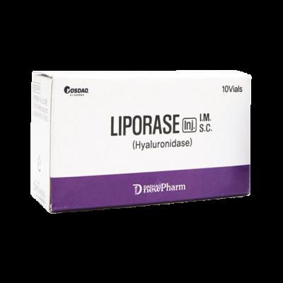 LIPORASE (Hyaluronidase) 1500U