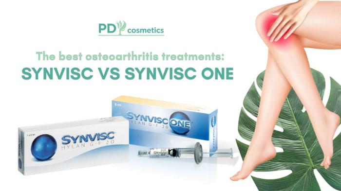 The best osteoarthritis treatments synvisc vs synvisc one
